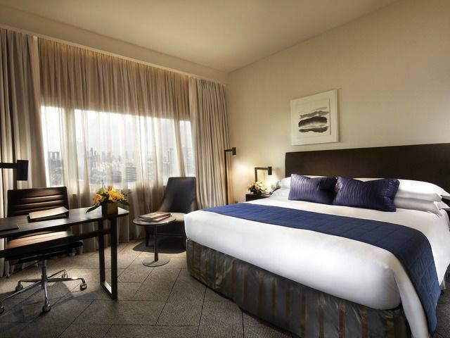 mandarin orchard hotel 文华大酒店