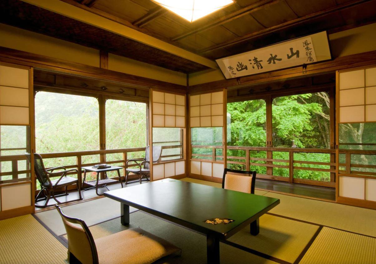 旅館 箱根